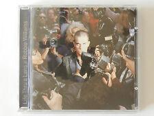 CD Robbie Williams Life thru a Lens
