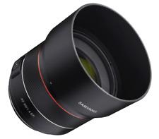 Samyang AF 85mm F1.4 EF for Canon EOS Lens