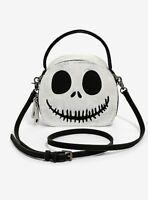 NWT The Nightmare Before Christmas Jack Mini Hatbox Crossbody Bag Purse NEW