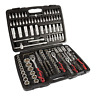 STIER Socket and Bit Driver Set | 179 pieces | Ratchet Wrench Spanner | Tool Bit