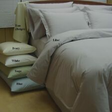Luxury 8pc Cotton Percale Down Alternative Bed in a Bag