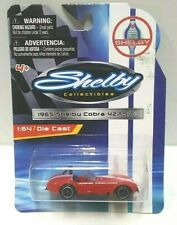 Shelby Collectibles 1965 Shelby Cobra 427 S/C Red 1:64 1/64 VHTF