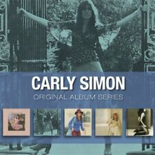 CARLY SIMON ORIGINAL SERIES POP 5 X CD BOXNEW
