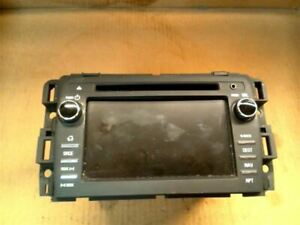 Audio Equipment Radio Opt Ugy ID 22989274 Fits 13 ENCLAVE 269116