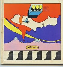 PETER MAX , GOD ........TO GREG SIGNED 2006
