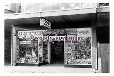 pu0602 - Cuttriss Model Shop , Duke Street , Doncaster , Yorkshire - photograph