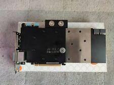 ASUS GTX 780 TI 3GB Direct cu ii +Complete EK Nickle Waterblock + EK Backplate