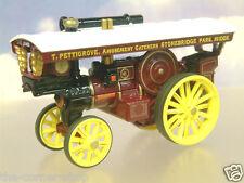CORGI BURRELL SHOWMAN'S ENGINE STAR T.PETTIGROVE STONEBRIDGE PARK MIDDX DG125024