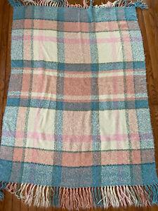"Churchill Weavers Handwoven Throw Blanket 49""x68"" - 2 Available"