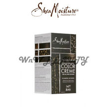 SHEA MOISTURE Nourishing Moisture Rich Color Creme Hair Dye for All Hair Texture