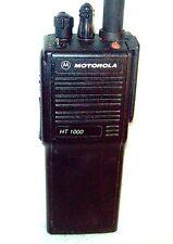 Motorola HT1000 VHF 136-178Mhz 16 Channel 5 Watt Portable Radio H01KDC9AA3CN