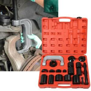 21PCS Ball Joint Press U-Joint Puller Removal Tool Kit Service Adapter Universal