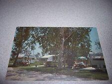 1970s SUN & SHADE CAMPGROUND Rt.41 PUNTA GORDA FLORIDA FL. VTG POSTCARD