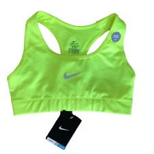 Nike Pro Printed Victory Compression Sports Bra Combat Dri-Fit Racerback 375833