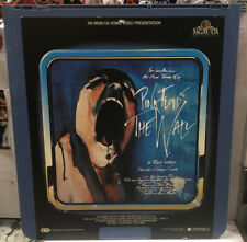 Pink Floyd The Wall VideoDisc