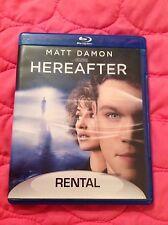 HEREAFTER BLU-RAY 2010 MOVIE CLINT EASTWOOD FILM MATT DAMON CECILE DE FRANCE