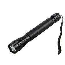 UltraFire WF-501D CREE XM-L2 U2 U3 LED 1500LM 1 Mode Flashlight Torch 2x 18650