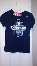 New York Yankees 2009 AL Champions Baby doll New w/ Tags By Majestic Size M