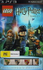 LEGO HARRY POTTER PS3 COLLECTORS EDITION *RARE* AUS EXPRES *BRAND NEW*