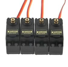 4pcs RC Servo MG995 Metal Gear High Speed Torque of helicopter car airplane boat