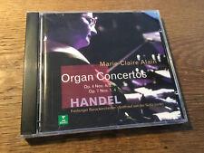 Händel - Orgelkonzerte [CD Album] Erato Marie-Claire Alain