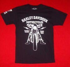 Harley-Davidson Motorcycles T Shirt Austin 2014 Street 750 X GAMES Launch NEW