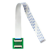 26Pin to 26Pin ZIF 0.5mm Connector Adapter With Extension Flat Cable FFC Extend