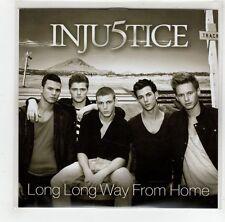 (GJ259) Inju5tice, Long Long Way From Home - 2010 DJ CD