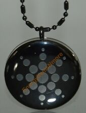 "Energy Power Pendant Scalar Quantum Necklace Emf Protection Bio Science ""2 in 1"""