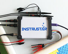 PC-Based USB 2CH 20M Oscilloscope Waveform Generator 16CH Logic Analyzer Logger