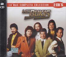Los Bukis La Mas Completa Coleccion 2CD New Nuevo sealed