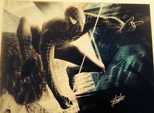 Spiderman Stan Lee Signed Spider-Man 18x24 Photo Picture PSA ITP
