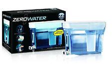 ZeroWater 23-Cup Water Filter Filtration Dispenser System Zd-018 Tds Meter New