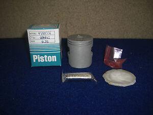 HONDA VISION 50cc PISTON KIT +0.75MM OVERSIZE