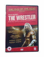 The Wrestler DVD (2009) Mickey Rourke