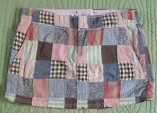 AMERICAN EAGLE OUTFITTERS PATCHWORK SKIRT SIZE 2 EUC! ADORABLE