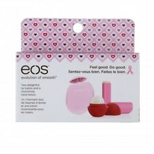 EOS Lip Balm Sphere , Stick and Lotion , Special Edition Pack of 3 - Exp 11/2017