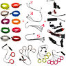 1/3/5M LED Atmosphere Glow EL Wire Neon String Strip Lights Rope Tube Controller