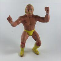 WWF LJN HULK HOGAN WRESTLING FIGURE WWE TITAN SPORTS 1984 Vintage