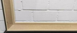 Wood Frame Beige Approx. 60, 7x80, 7 CM Rebate Size