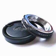 Voigtlander Retina DKL Lens to Sony Alpha Minolta AF MA Adapter A580 A55 A77 cap