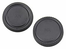 Body And Rear Lens Caps For Samsung NX Mount UK Seller