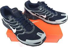Nike Air Max Torch 4 Anthracite 343846-411 Navy Marathon Running Shoes Men's 10