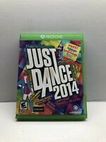 Just Dance 2014 (Microsoft Xbox One, 2013) Complete Tested Working - Free Ship