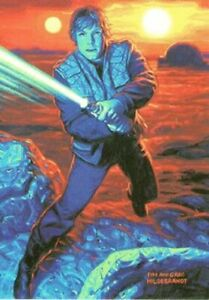 STAR WARS  SHADOW OF THE EMPIRE   SOTE 3 PROMO CARD SOTE 3 BY TOPPS 1996