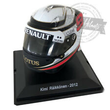 Spark Editions 1:5 Scale Kimi Raikkonen F1 Mini Helmet Helm Formula One Casco