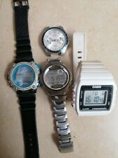 Lote relojes casio