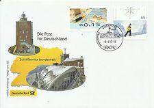 Sonderbeleg Deutsche Post AG - Zustellung Zugspitze - Auflage 1500 Stück