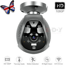 XGODY Wireless WiFi IP Security Camera Smart System Outdoor IR Night 2 Way Audio