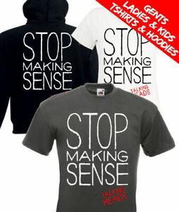 Talking Heads Stop Making Sense Retro Music T Shirt / Hoodie